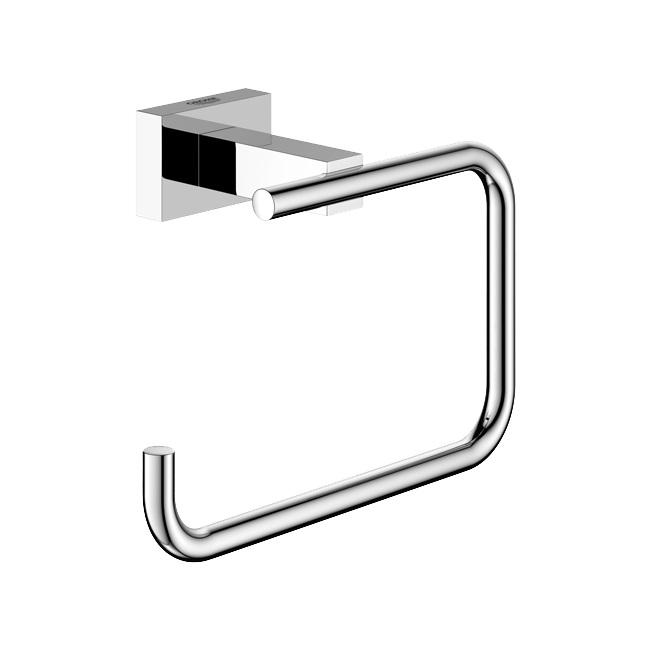 Grohe Essentials Cube : grohe essentials cube bathroom toilet roll holder ~ Watch28wear.com Haus und Dekorationen