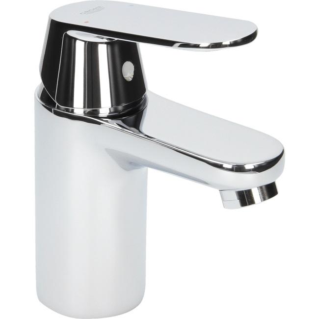 Grohe Eurosmart Cosmopolitan Basin Sink Mixer Tap Low Pressure Chrome 3282400L eBay